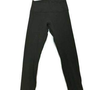 """LULULEMON Align II 25"""" crop leggings- Dark olive"""